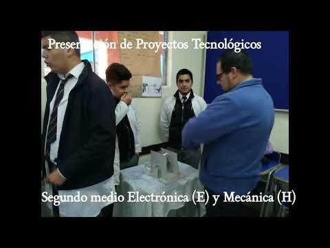 Proyectos Educación Tecnológica - 2019  Primer Semestre