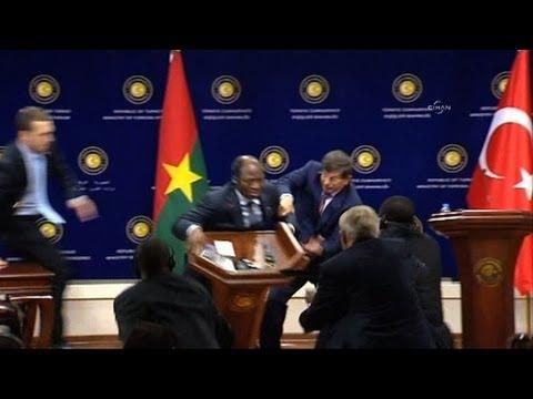 Burkina Faso foreign