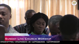 Amsterdam Church of Christ LIVE Worship