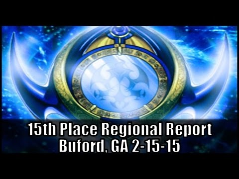 Regional Report - 15th Place (2-15-2015) - Buford, GA