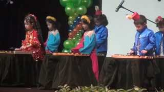 Xylophone Performance by St Ronan Kindergarten