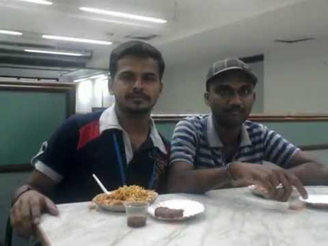 Ramco Farewell party to Sivakumar!