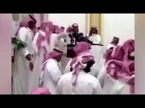 شاهد اجتماع أل مرة ويام بالأحساء رداً علي اضطهاد قطر لهم