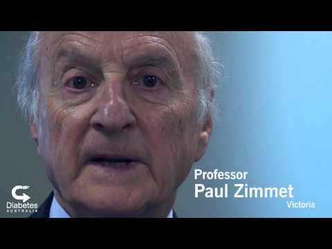 The Face of Diabetes - Professor Paul Zimmet
