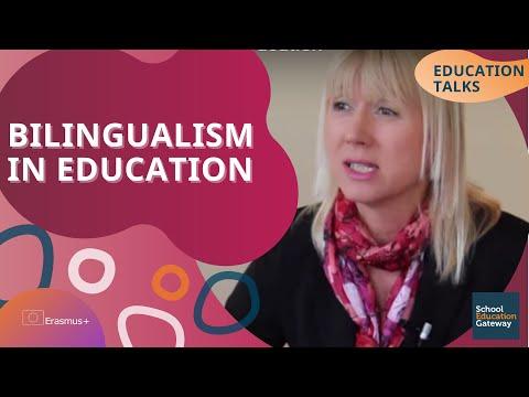 Education Talks | Bilingualism in education