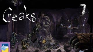 Creaks: iOS Apple Arcade Gameplay Walkthrough Part 7 (by Amanita Design)