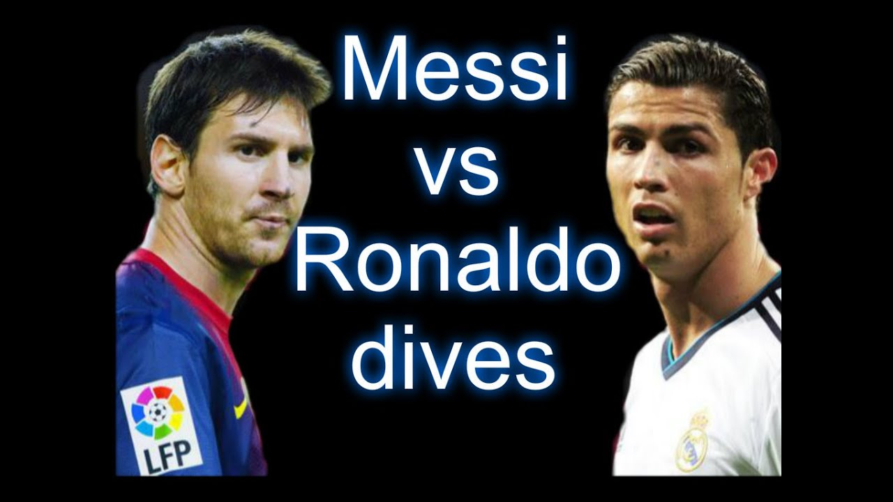 Messi vs ronaldo dives doovi - Cristiano ronaldo dive ...