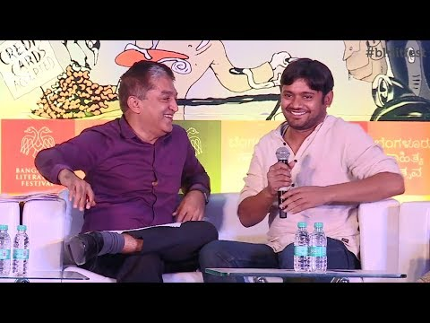 Kanhaiya Kumar Speaks at Bangalore Literature Festival on  Nationalism and Populism