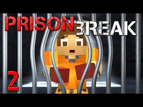 "Minecraft Prison Break ""Casino Loss"" Episode 2 w/JAYG3R"