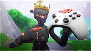 I buy NEW CONTROL and IMPROVE my AIM in FORTNITE /Pavo Flores/