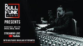 Bull Funk Studios presents Miltiadis Nicolaos Kyvernitis