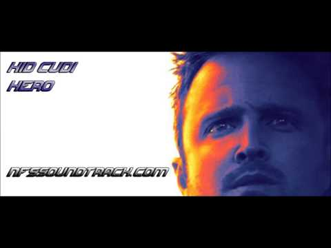 Kid Cudi - Hero (feat. Skylar Grey) (Need For Speed Movie Soundtrack)