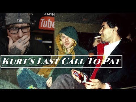 Kurt Cobain's Last Phone Call To Pat Smear