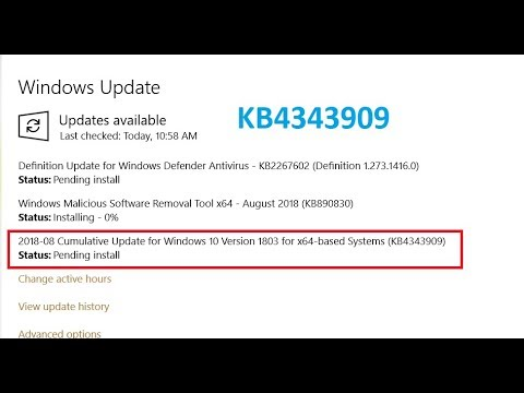 download windows 10 1803 feature update
