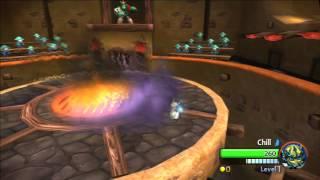 skylanders giants gamplay legendary chill lightcore