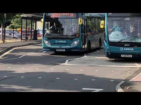 Arriva West Midlands Buses & Changes