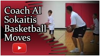 Youth League Basketball Skills and Drills featuring Coach Al Sokaitis