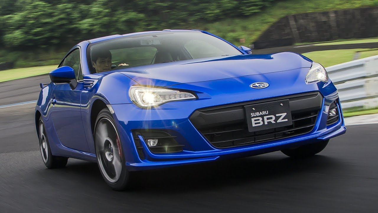2018 Subaru BRZ STI Specs Review  YouTube
