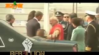 Punjabi spoof on obama's visit to India