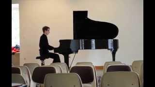 Chopin - Nocturne Op. 55 N°1 en Fa mineur par Gaël Reynal