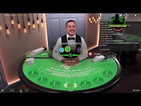 Live Dealer Blackjack Terminator Mr Green Casino En Ligne