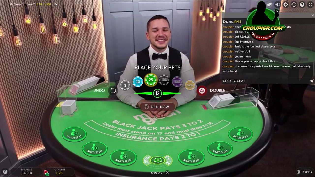 Gambling operating license