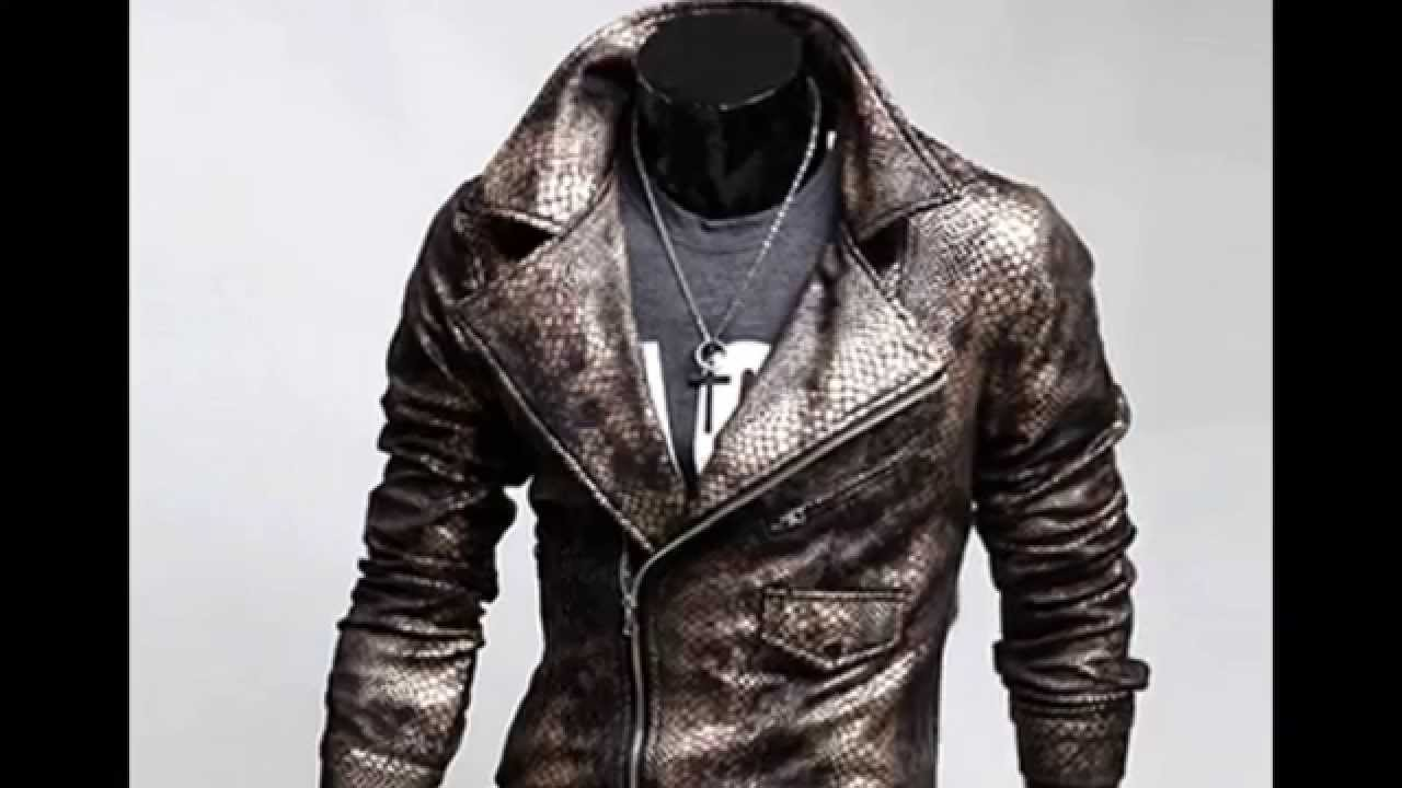 Limited Crocodile Leather Jackets | Denim Casual Jackets Online ...