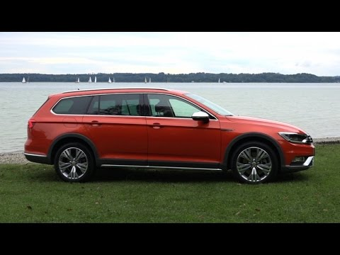 neu vw passat alltrack scr 4 motion youtube. Black Bedroom Furniture Sets. Home Design Ideas