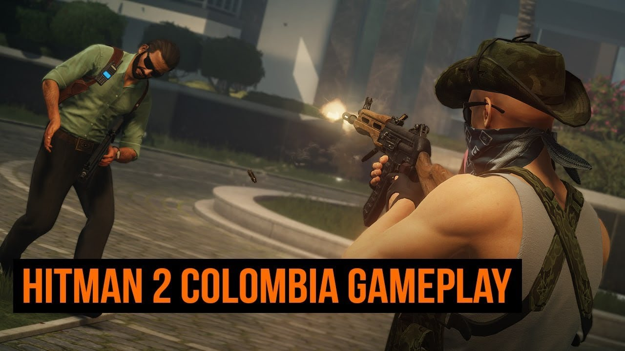 Hitman 2: 25 minutes of Columbia gameplay