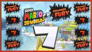 Super Mario 3D World + Bowser's Fury - (Bowser's Fury #7) - FÉLINVISIBLE - [Épisode 7] - 100%
