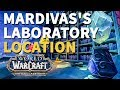 Mardivas's Laboratory WoW Location