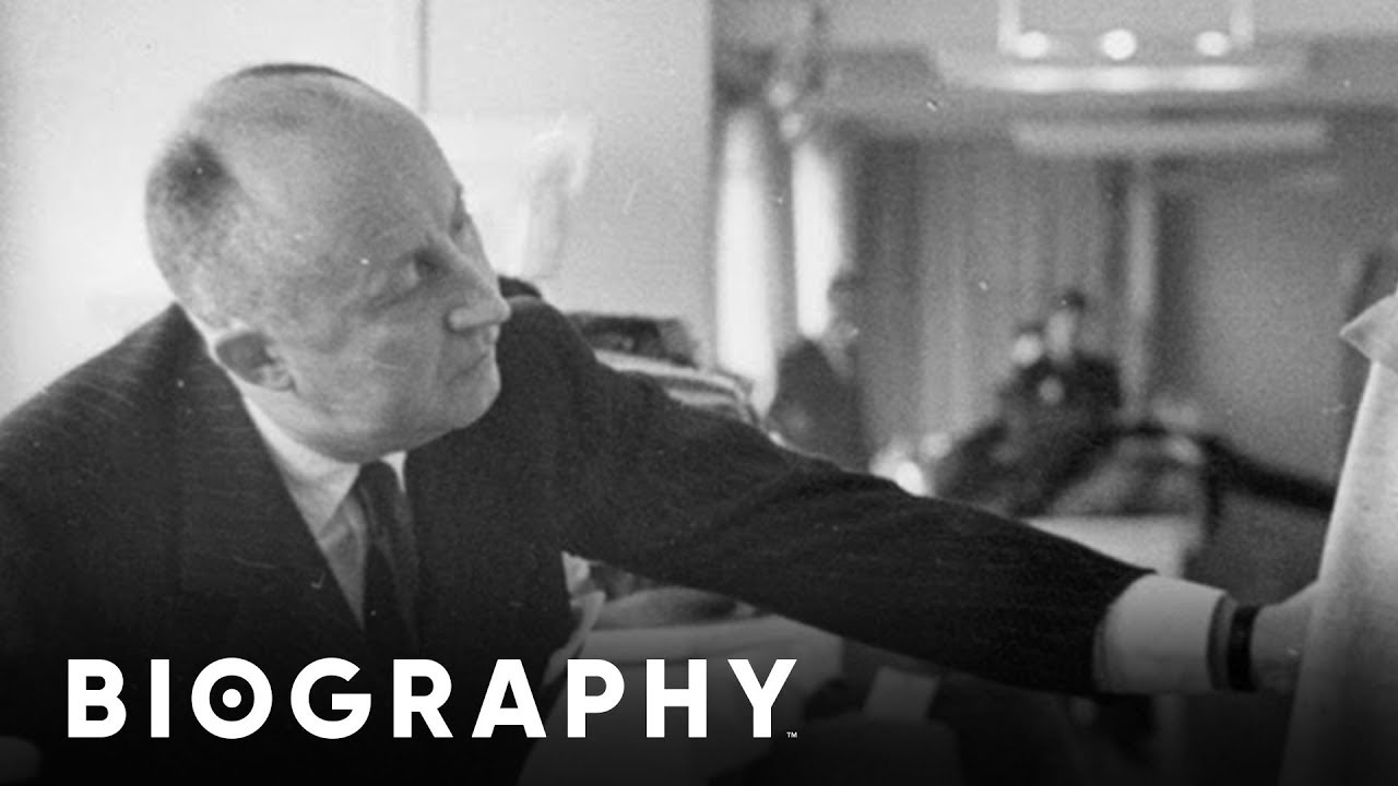 Christian Dior - Designer & Founder of Top Fashion House Christian Dior | Mini Bio | BIO