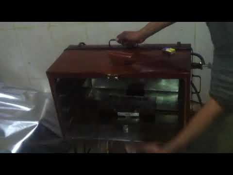 My Homemade - Gas & Wood Oven