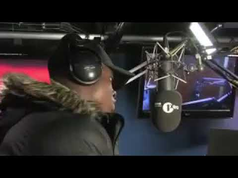 MICHEAL DAPAAH FUNNY FREESTYLE (FIRE IN THE BOOTH)