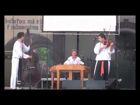 Prídi Jano k nám - Cimbálová muzika Slanina - cimbálovka