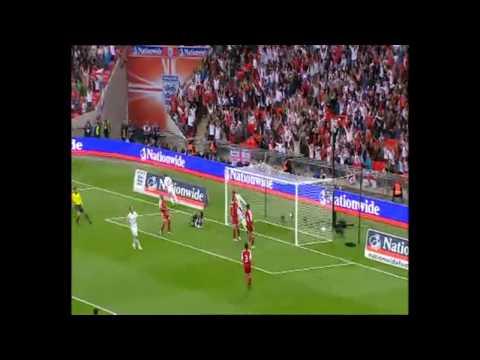 World Cup 2010 England V Andorra Qualifier Goals