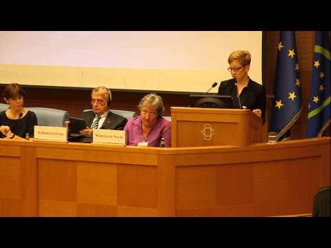 Norges innlegg under feiringen av Istanbul-konvensjonen