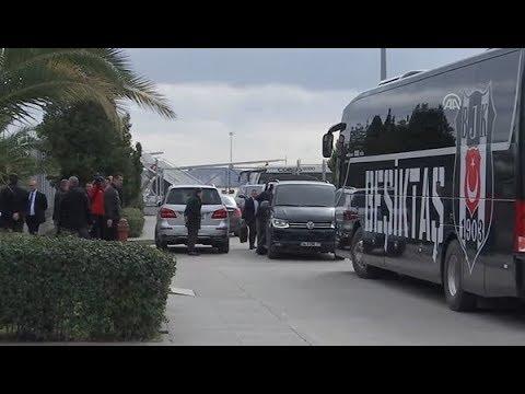 Beşiktaş, Münih'e gitti