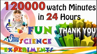 Fun SCIENCE for KIDS...
