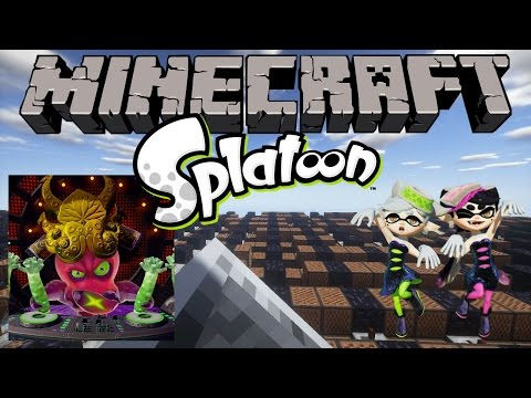 Splatoon Final Boss / Squid Sisters - Minecraft Noteblocks #3