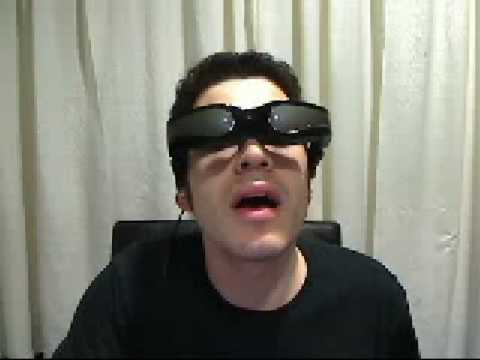 These are the Coolest 3D Glasses on the Planet Earth