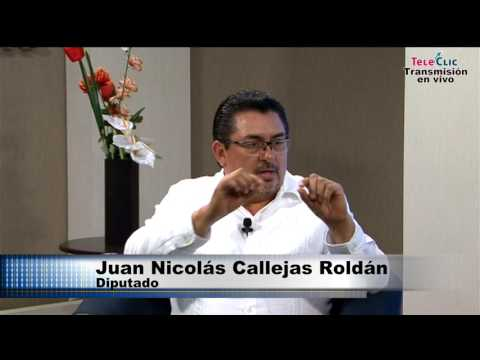 Entrevista con el Diputado Juan Nicolás Callejas Roldán