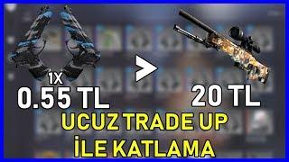 UCUZ TRADE UP İLE KATLAMA CS:GO Trade Up #10