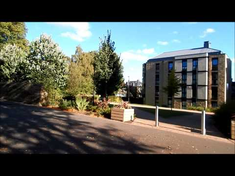 Moving to the University Of Sheffield