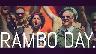RAMBO DAY.