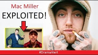 Mac Miller EXPLOITED by YouTubers! #DramaAlert Tana Mongeau LEAKS affair with Mac Miller!