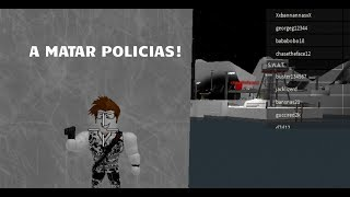 SOY UN CRIMINAL Y POR FIN TENGO ROBUX - John Six - CRIMINALS VS. SWAT