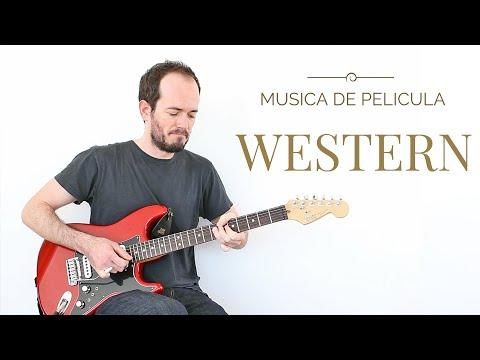 Cómo tocar Música del Oeste (TAB+Backing Track) - Guitarra eléctrica Tremolo