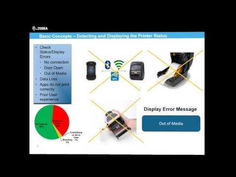Zebra DEVTALK – Best Practices in Creating a Printing Application