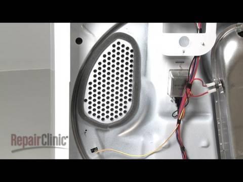 Whirlpool Kenmore Electric Dryer Lint Screen Seal